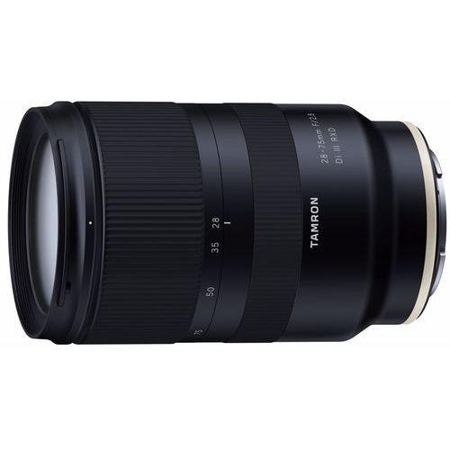 Tamron 28-75mm f/2.8 Di III RXD (Sony) (4960371006543)