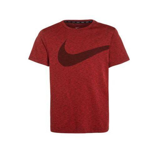 Nike Performance BREATHE HYPER GFX Koszulka sportowa university red/dark team red, kolor czerwony