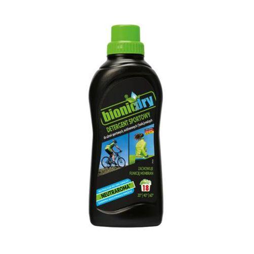 Werner&mertz Bionicdry 750ml detergent sportowy płyn do prania ubrań sportowych outdoorowych i funkcjonalnych