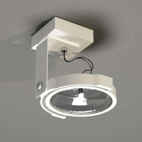Shilo Plafon lampa sufitowa sakura 2239/g53/bi reflektorowa oprawa regulowana biały