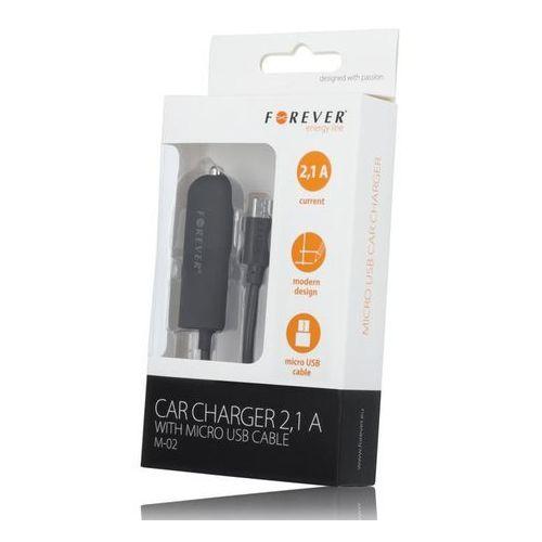 Ładowarka Forever Micro USB 1A M02 Black (T0014876) Darmowy odbiór w 21 miastach!, T0014876