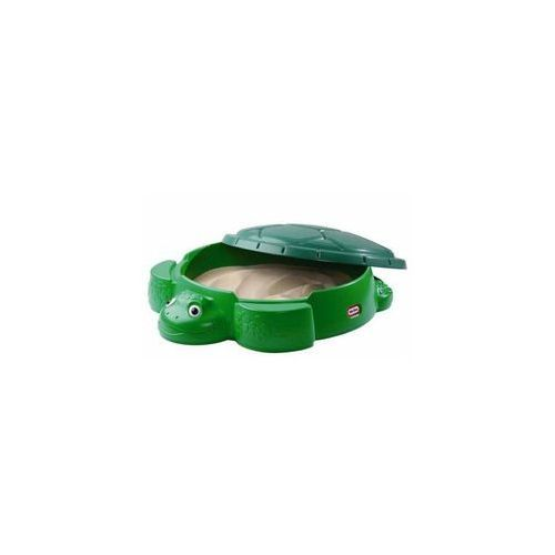 LITTLE TIKES Piaskownica Żółw zielona (0050743631566)