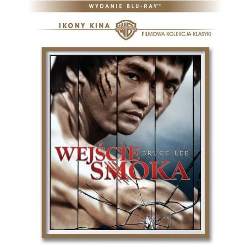 Wejście Smoka (Blu-ray) - Robert Clouse (7321996326169)
