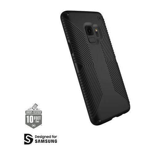 Speck Presidio Grip Etui Obudowa Samsung Galaxy S9 (Black/Black)