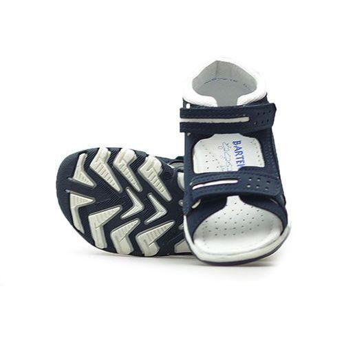 Sandały dziecięce Bartek 11825-318 Niebieskie