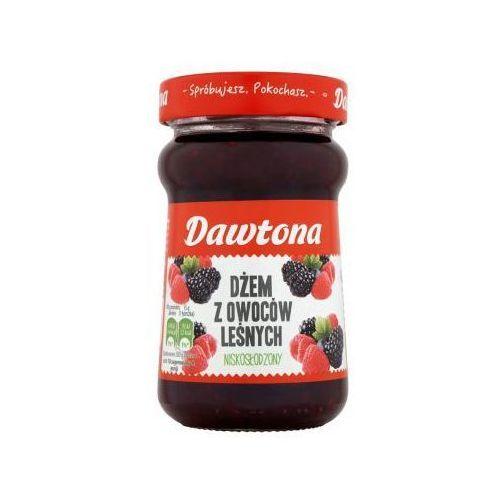 Dawtona Dżem z owoców leśnych niskosłodzony 280 g  (5901713009456)