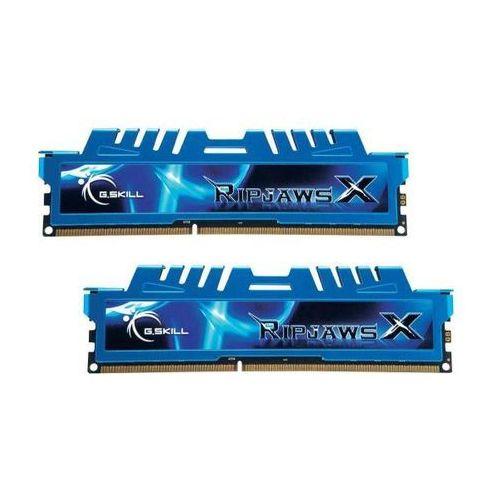 G.Skill RipjawsX DDR3 2x4GB 2133MHz CL9 (niebieski)