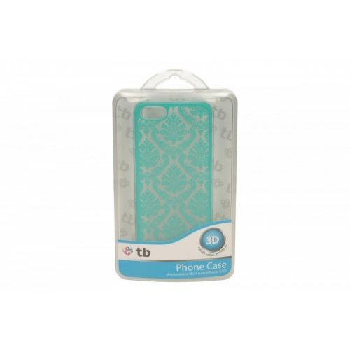 TB Etui Iphone 5/5S koronka zielony