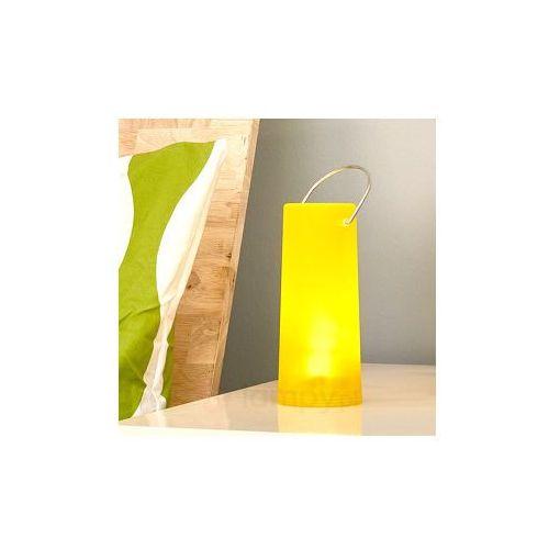 Paulmann Przenośna lampa led pavillia żółta
