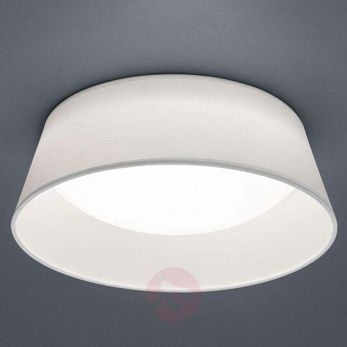 Trio Plafon lampa sufitowa ponts r62871201 abażurowa oprawa okrągła led 14w natynkowa biała