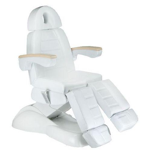 Elektryczny fotel kosmetyczny / pedicure lux bg-273e marki Beauty system