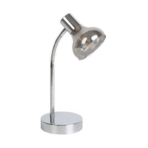 Rabalux 5563 - lampa stołowa holly 1xe14/40w/230v chrom błyszczący (5998250355634)