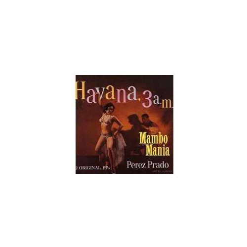 Mambo mania / havana 3 a. m. marki Bear family records