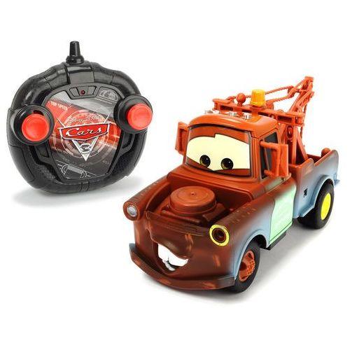 Dickie auta cars 3 zdalnie sterowany złomek rc marki Dickie toys