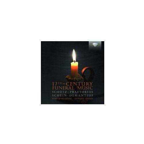 Brilliant classics 17th century funeral music - dostawa 0 zł