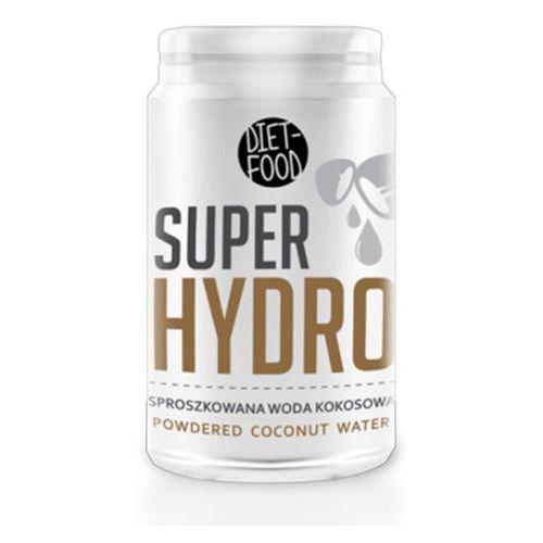 Super Hydro - woda kokosowa w proszku 150g Diet-Food (5901549275964)