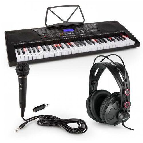 Schubert Etude 225 USB keyboard dla początkujących ze słuchawkami i mikrofonem