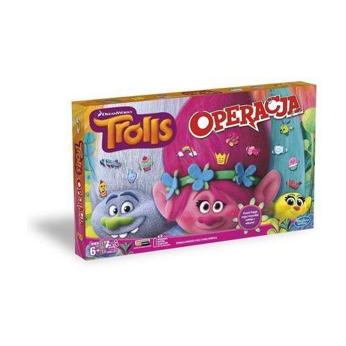 Trolls operation gra b9180  (b9180120) marki Hasbro