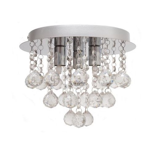 Lampa sufitowa kryształowa CLARION 3xG9/40W/230V (5902349215686)