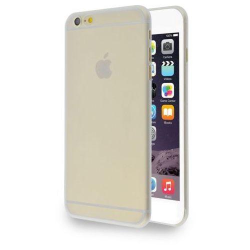 Etui AZURI Ultrathin iPhone 6/6S Plus transparentne, AZCOVUTAPPIPH6PLS-TRA