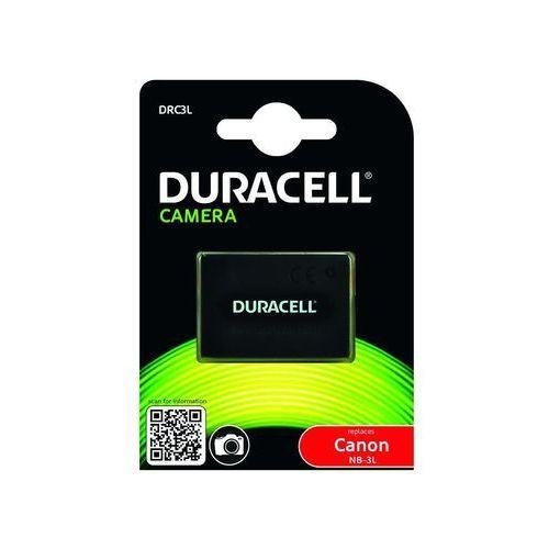Akumulator Duracell 3.7v 820mAh DRC3L Darmowy odbiór w 21 miastach!, 262517