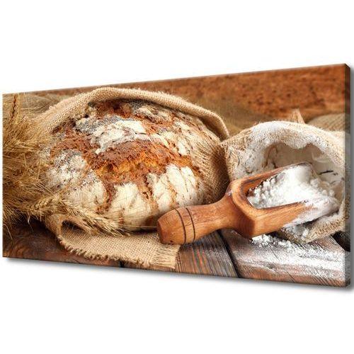 Obraz na Ścianę Chleb wiejski na zakwasie chleb na