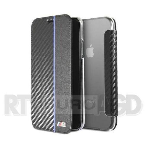 Bmw bmflbkpxtrcapnbk iphone x (czarny) (3700740409664)