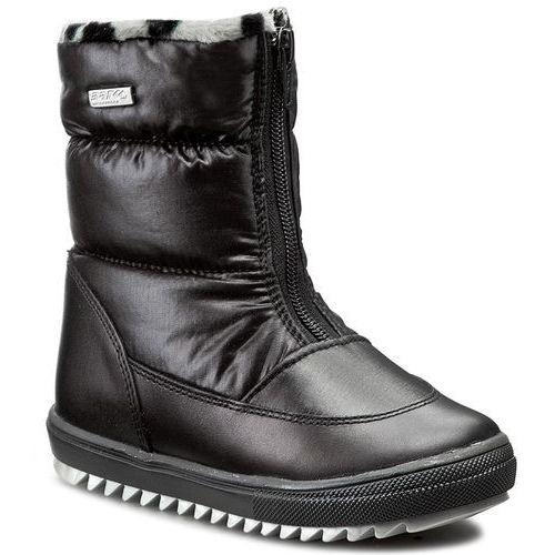 Śniegowce BARTEK - 94405-0ID Czarny, kolor czarny