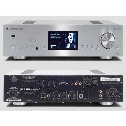 azur 851n - srebrny - srebrny marki Cambridge audio