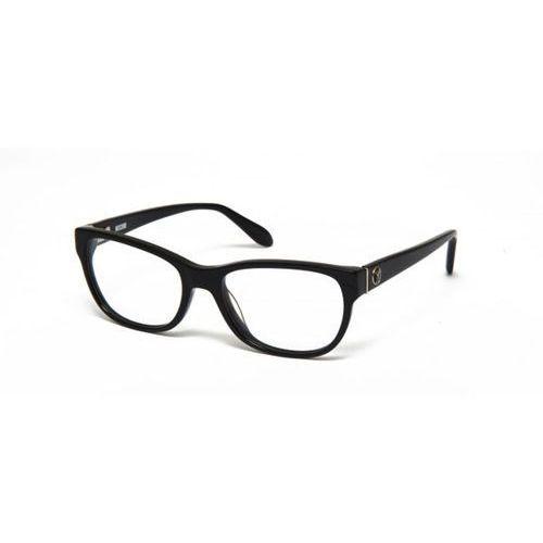 Okulary korekcyjne  mo 297 01 marki Moschino