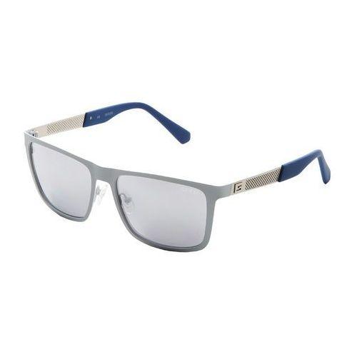 Okulary przeciwsłoneczne damskie GUESS - GU6842-24