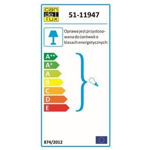Lampa Podłogowa CANDELLUX Gillenia 51-11947 Srebrny + DARMOWY TRANSPORT!, 51-11947