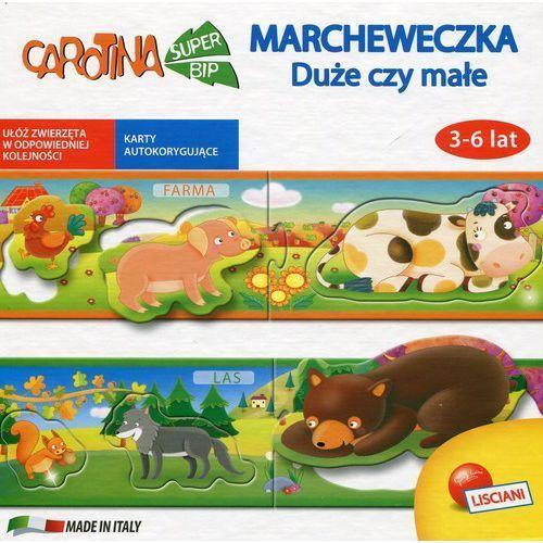 Liscianigiochi Carotina marcheweczka duże czy małe (8008324044795)