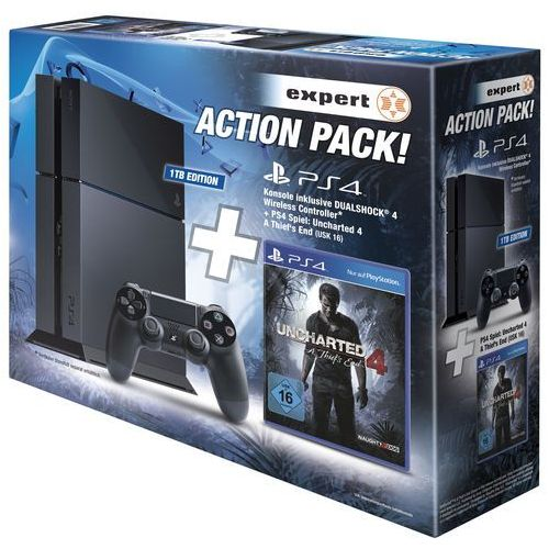Konsola Sony PlayStation 4 1TB - OKAZJE