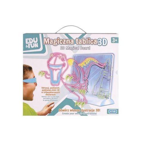 Artyk Edu&Fun Magiczna Tablica 3D, 11016