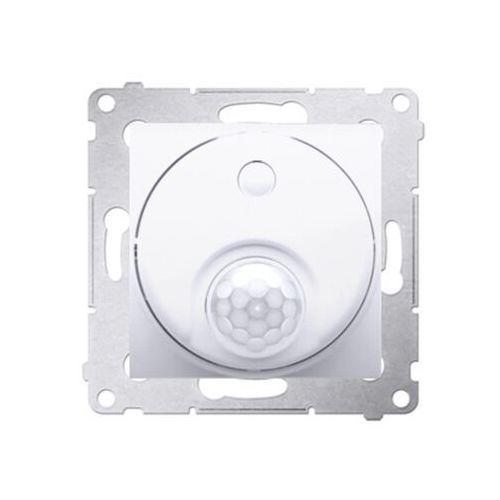 Kontakt-simon Czujnik ruchu 54 dcr10p.01/11 do led i żarówek z przekaźnikiem biały (5902787826307)