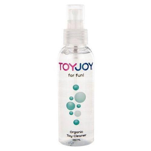 Toy joy Płyn do mycia akcesoriów organic toy cleaner dezynfekcja 150 ml 9511