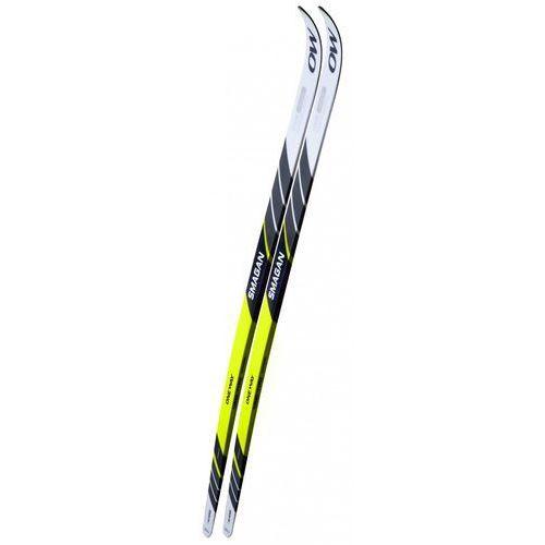 One Way narty biegowe Smagan Yellow Classic 188 (6438298024059)