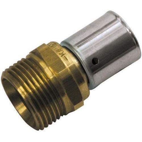 """Kan-therm Kan press złączka 20x2 g1/2"""" gwint zewnętrzny k-900001"""