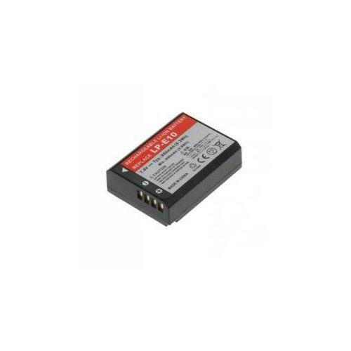Baterie do kamer wideo / fotoaparatów dla canon lp-e10 li-ion 7,4v 850mah (dica-lp10-055) marki Avacom