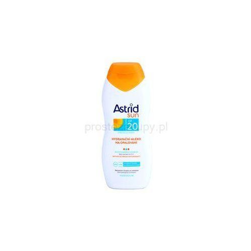 Astrid  sun nawilżające mleczko do opalania spf 20 + do każdego zamówienia upominek.