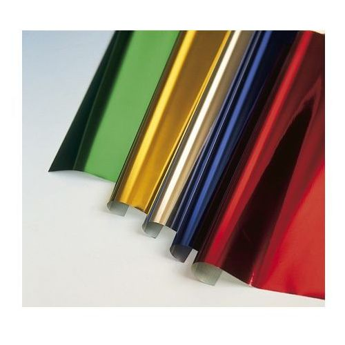 Metaliczna folia barwiąca A4, opakowanie 100 sztuk, zielona, 361004 - Super Cena - Autoryzowana dystrybucja - Szybka dostawa - Porady - Wyceny - Hurt, BINKAR-361004