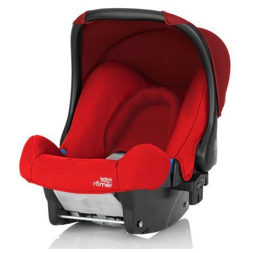 Britax römer Britax rÖmer fotelik samochodowy baby-safe flame red