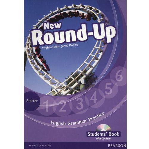 New Round Up Starter, Student's Book (podręcznik) plus CD-ROM (2011)