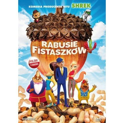 Rabusie Fistaszków - Venokur Ross, 77167002574DV (5273620)
