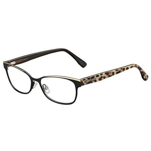 Okulary korekcyjne 147 pwn marki Jimmy choo