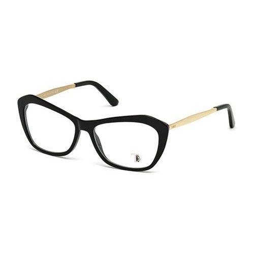 Okulary korekcyjne to5142 001 marki Tods