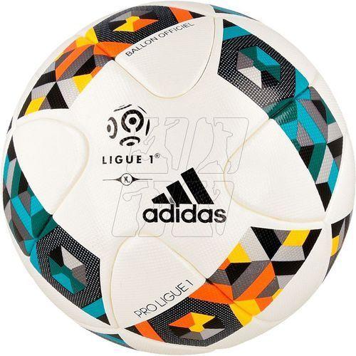 Piłka nożna adidas Ligue 1 Official Match Ball AZ3544 - sprawdź w wybranym sklepie