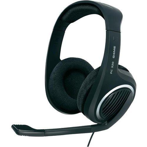 Słuchawki audio PC 320 producenta Sennheiser