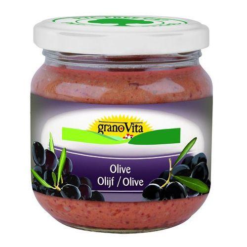 Pasta kanapkowa oliwkowa bio 170g-  od producenta Granovita